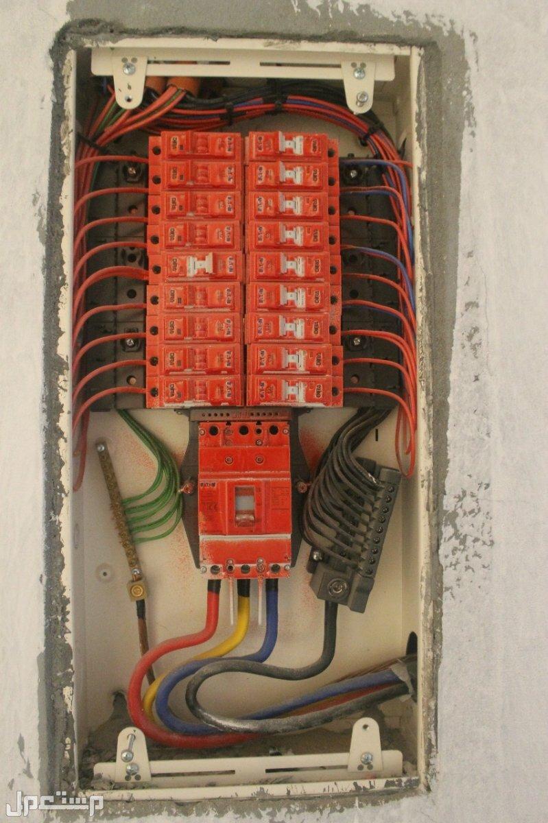شقق تمليك العوالي السمحانية الظهران شغل الكهرباء