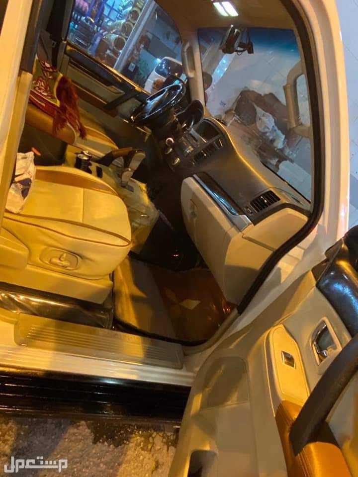 ميتسوبيشي باجيرو 2010 مستعملة للبيع