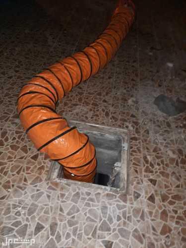كشف تسريبات المياه بالجهاز الإلكتروني حل ارتفاع فاتورة المياة وتقديم تقرير