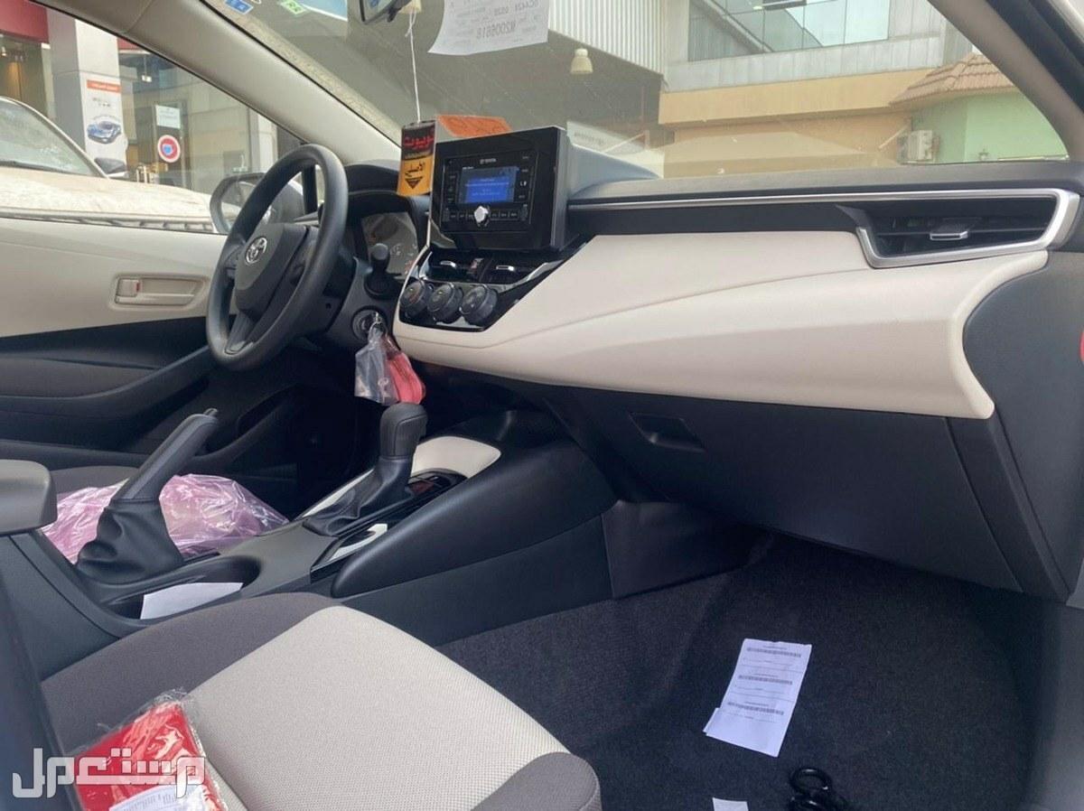 تويوتا كورولا 2021 جديدة للبيع