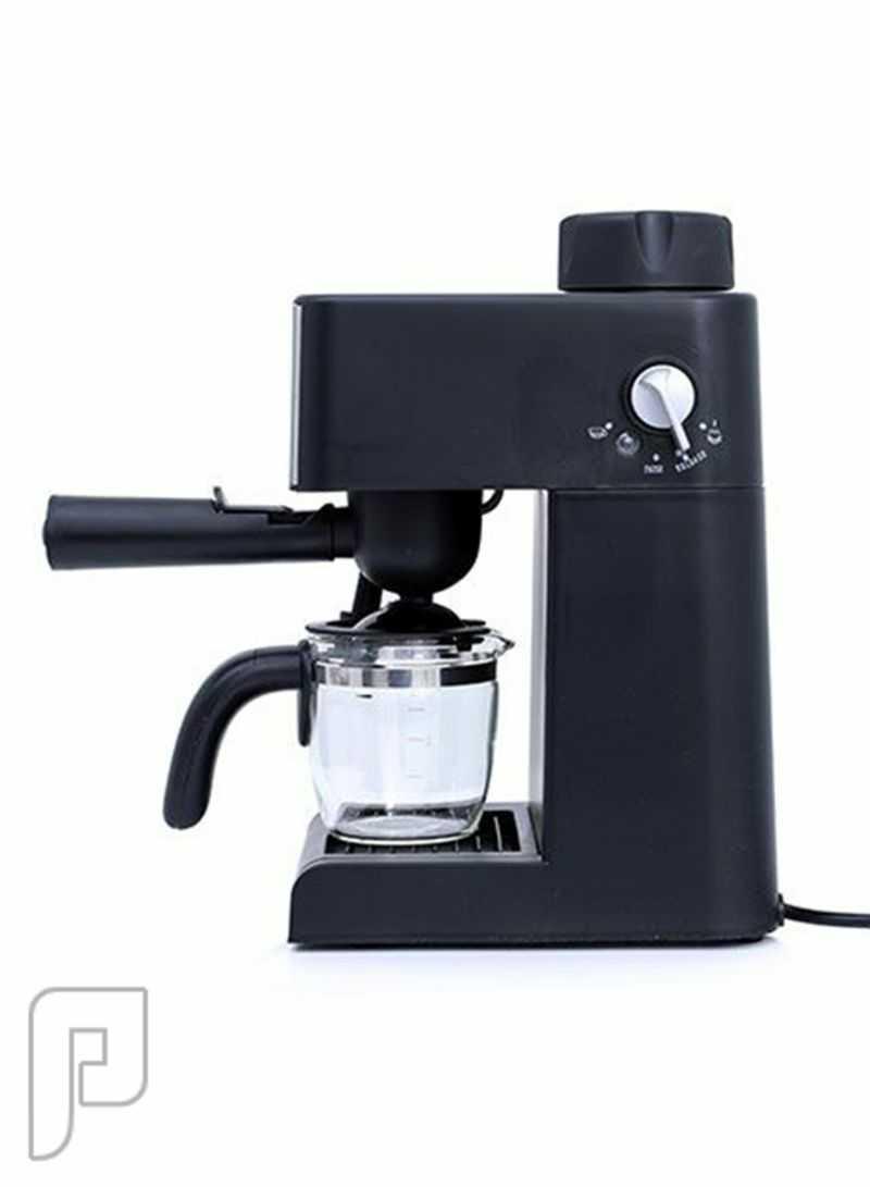 ماكينة اسبريسو صانعة القهوة بقوة 800W  .