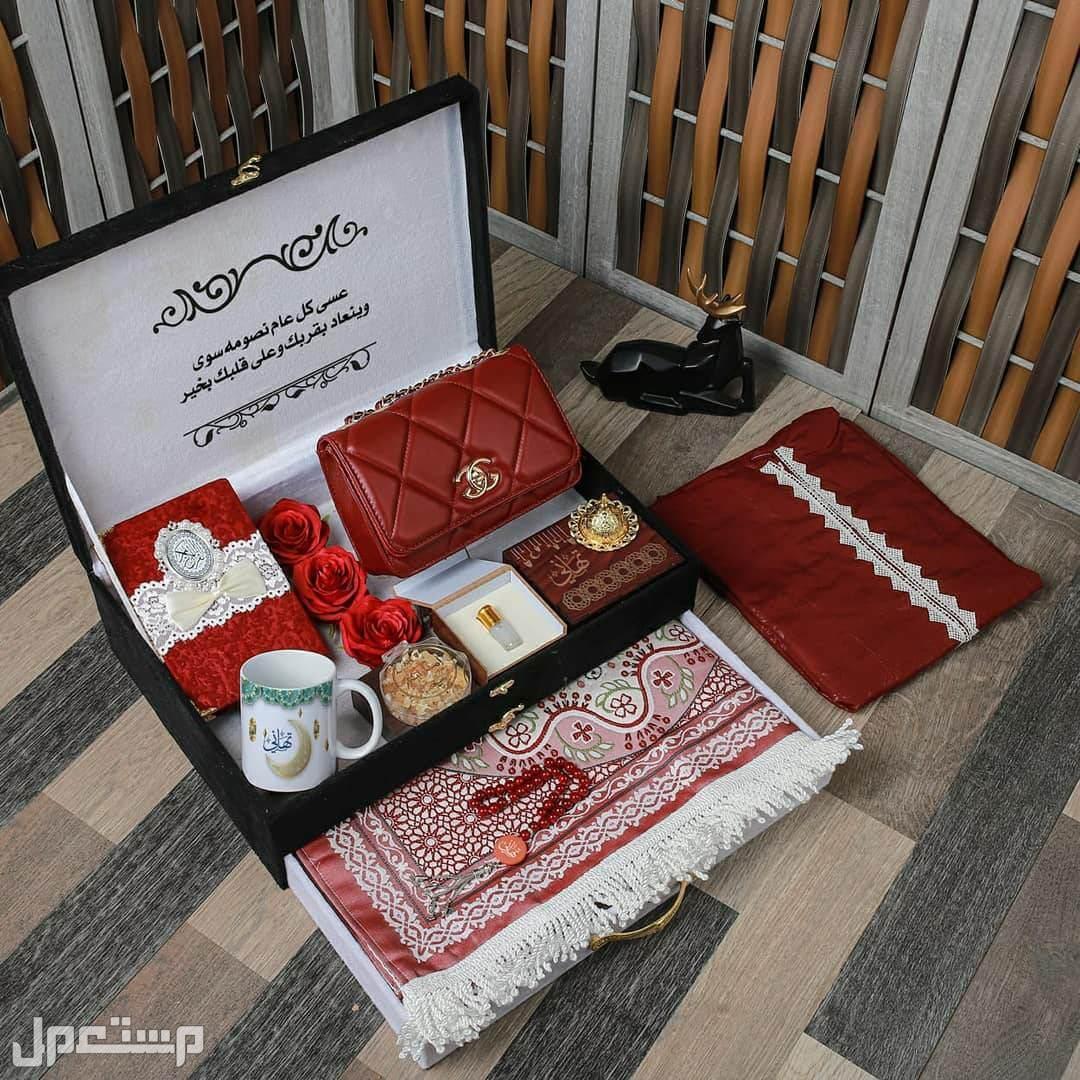 بكس هدايا رمضاني نسائي جديد افخم الاهداء المميز والفخم