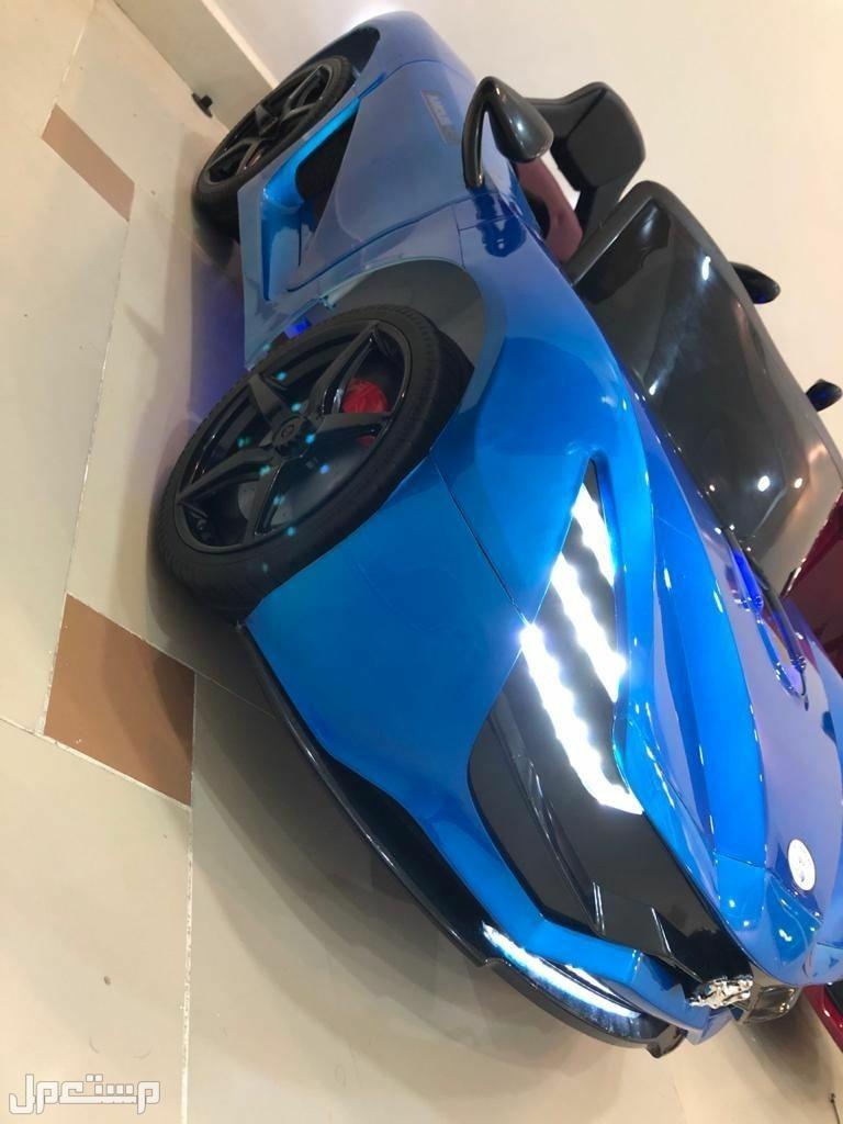 سيارة اطفال فيراري