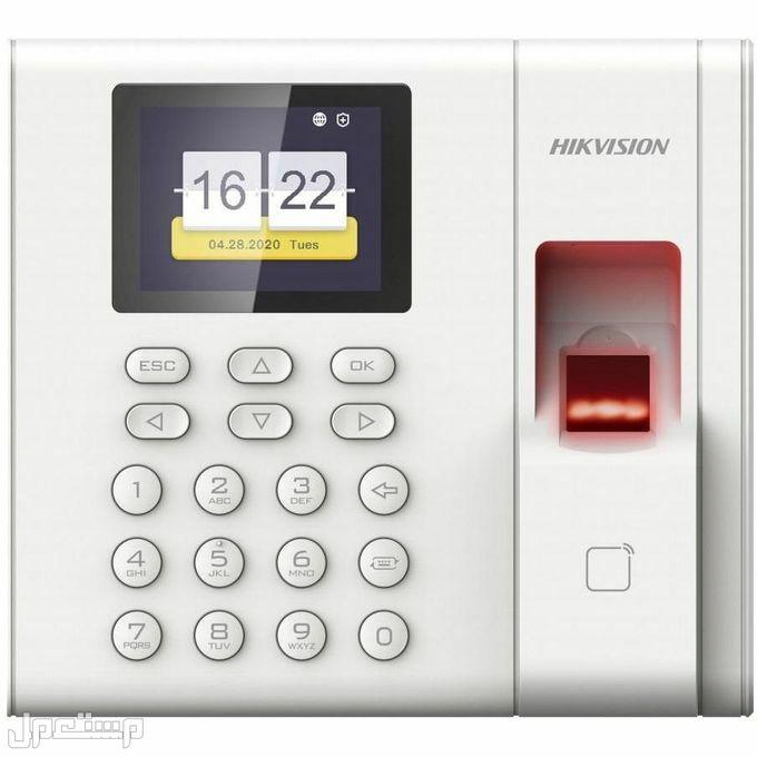 جهاز بصمة حضور وانصراف ببصمة اليد للموظفين . جهاز بصمة هيك فيجن – HikVision FingerPrint  (اتصال او واتساب):0552226075