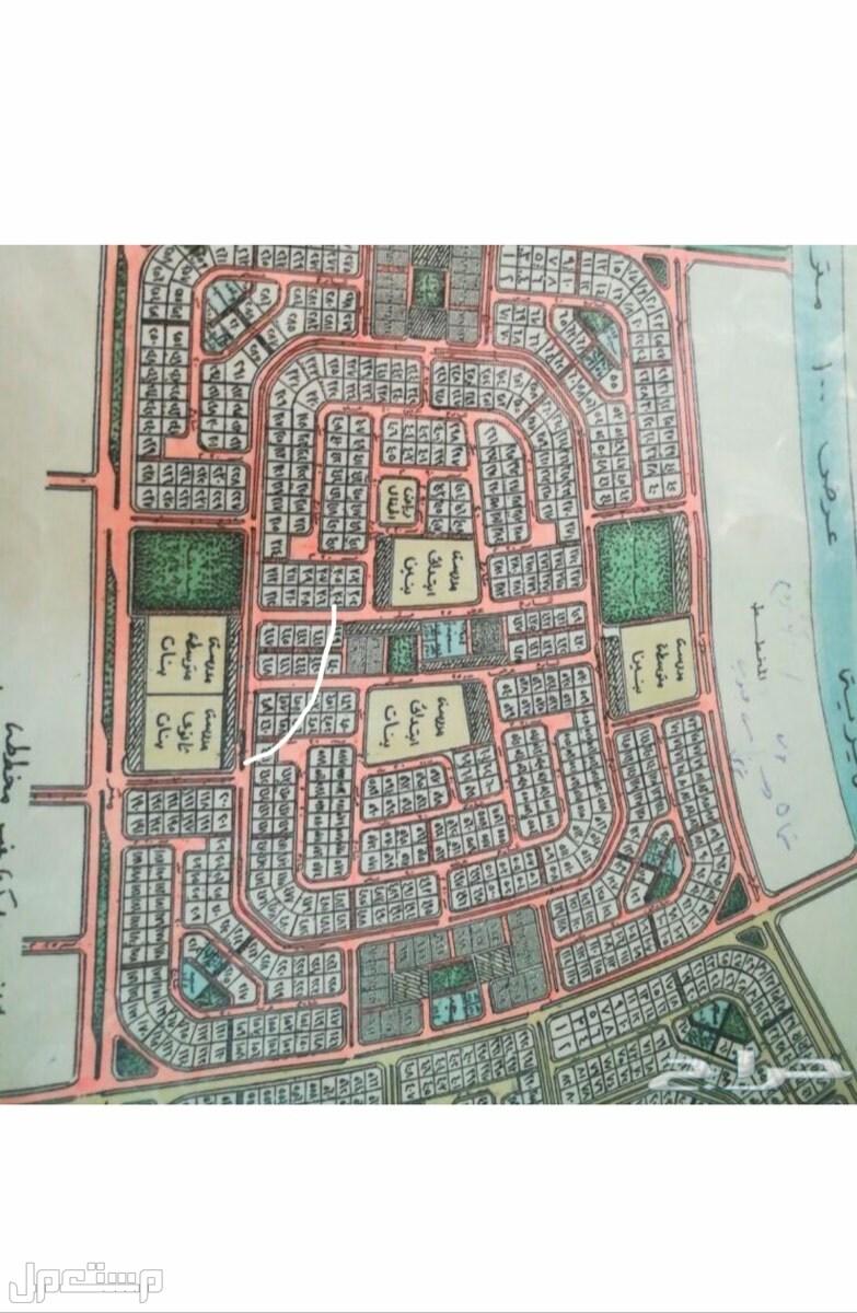 للبيع ارض في الخبر العزيزية مخطط المرجان 209