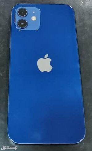 ايفون 12 ازرق 128 جيجا للبيع
