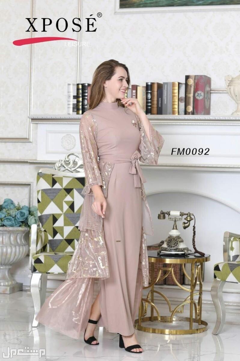فستان روعة تصميم مميز