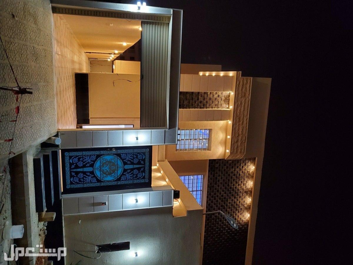 للبيع فلل سكنية تصميم وموقع ممتاز جدا بحي الموسى غرب الرياض