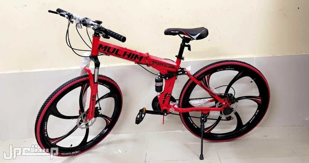 دراجات جبلية كبيرة