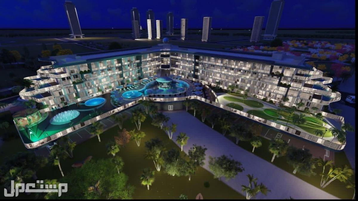 فرصة للتملك الحر في دبي و بعائد استثماري مضمون