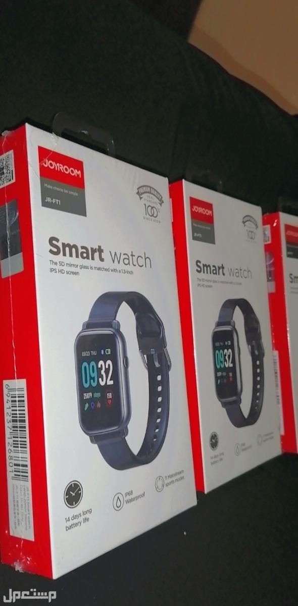 ساعة جيروم آخر إصدار شبيه أبل smart watch JR-FT1