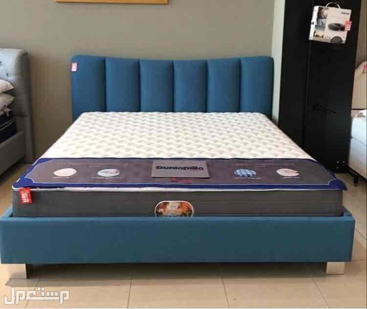 غرفه نوم سرير مرتبه فندقيه