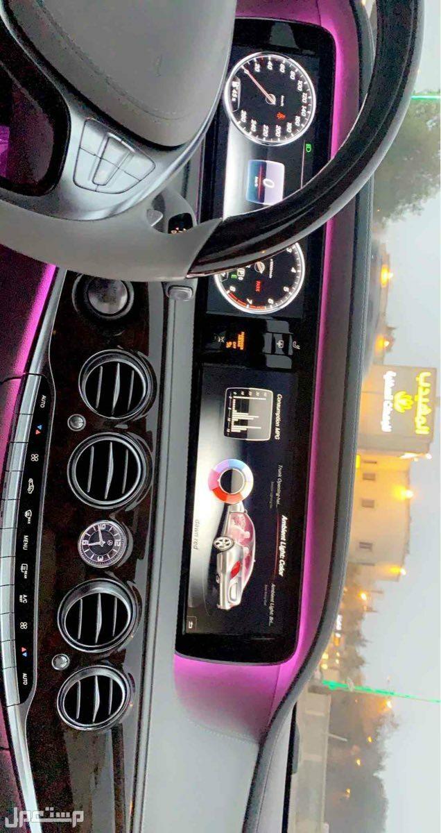 مرسيدس بنز S-Class 2015 مستعملة للبيع