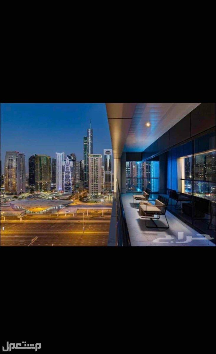 استشمار شقق فندقية مارينا دبي