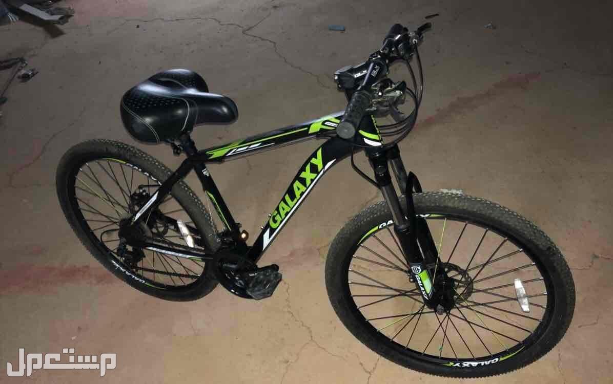 دراجة هواىيه مقاس 17   جالكسي