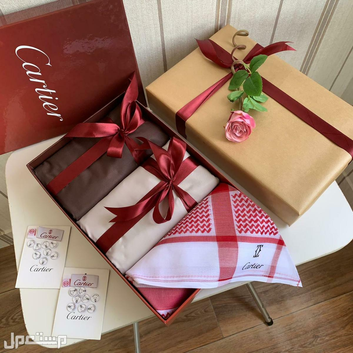بوكس هدايا رجالي ماركة كاريتر # ارقى الخامات باحدث الهدايا