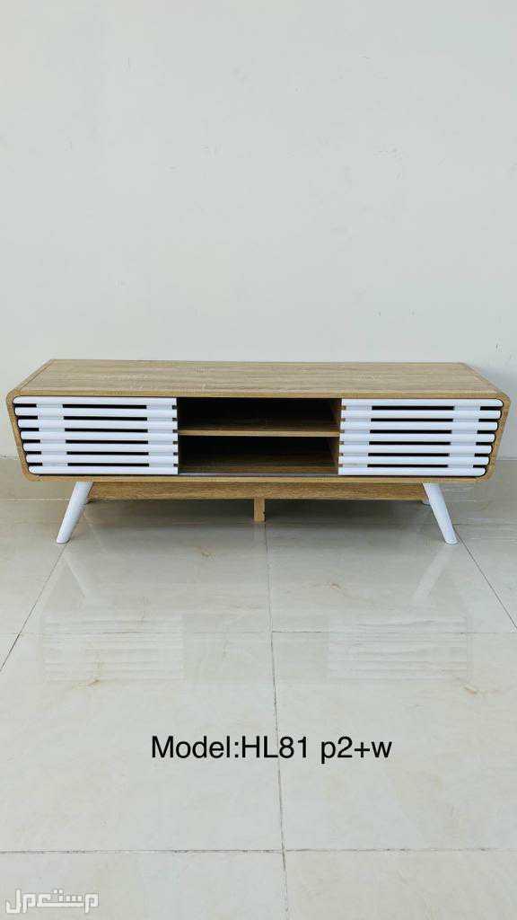 طاولات شاشة خشب جديدة
