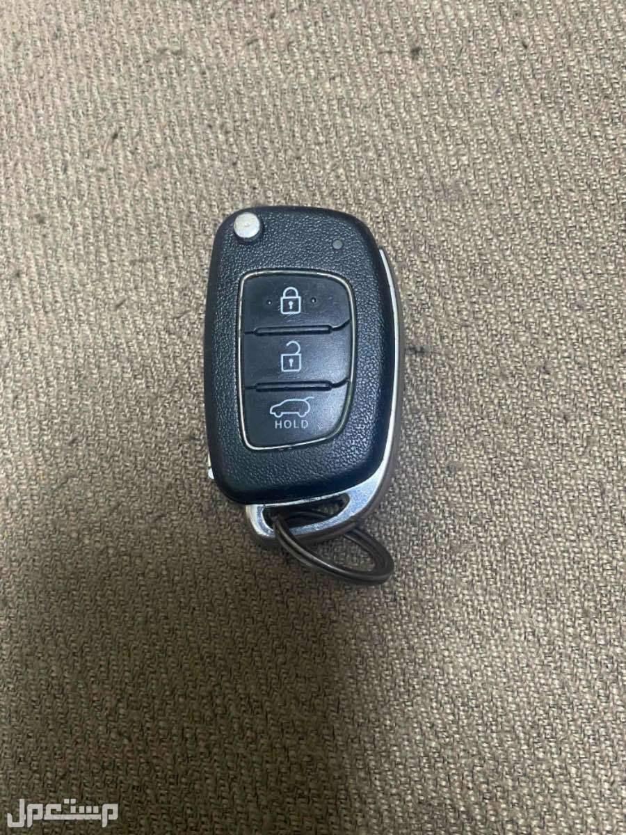 مفتاح توسان 2016 مستعمل وكالة