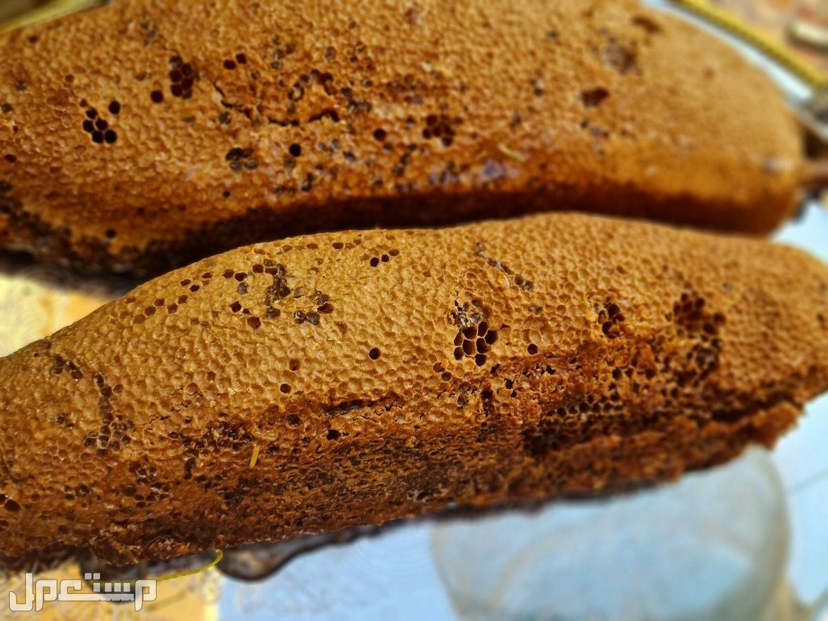 عسل بري حر طبيعي 100%