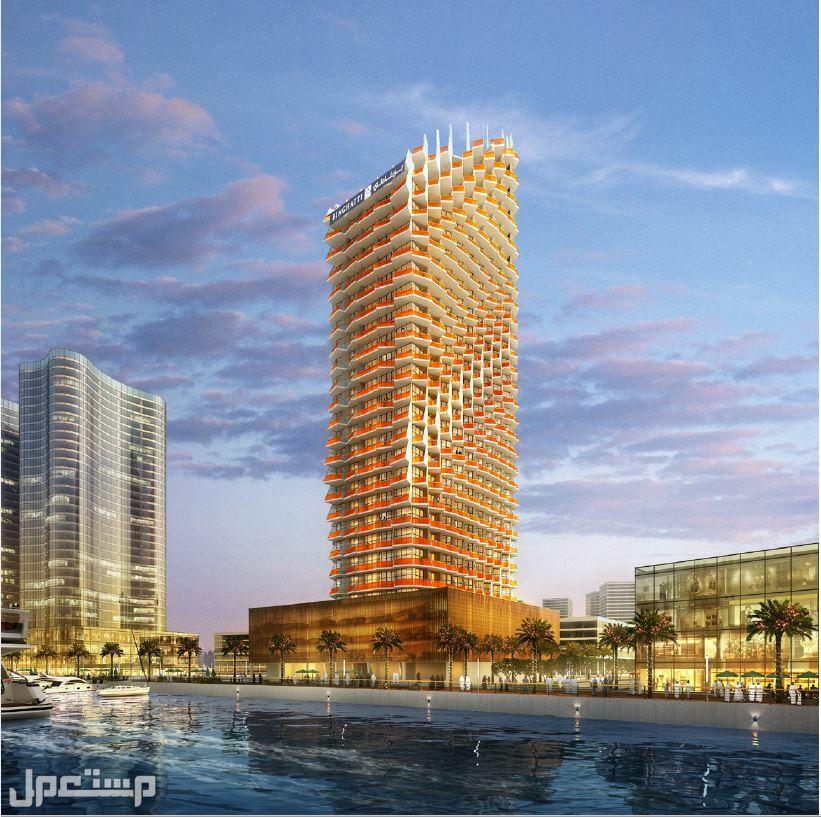 تملك شقة باطلاله القناة المائية في قلب دبي بخصم 25% جاهز للاستلام