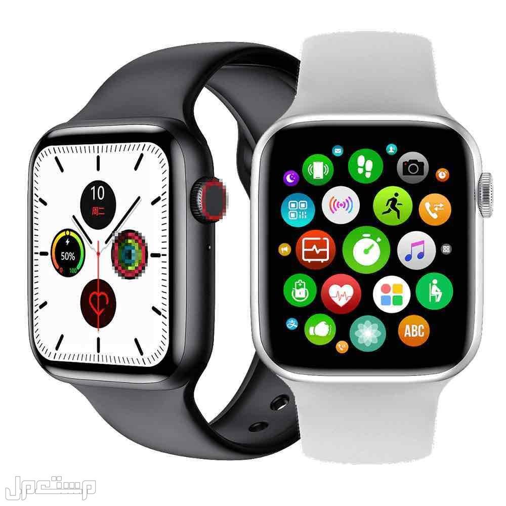 ساعة شبية أبل الاكثر تطابقا للاصلي شاشة كاملة شكل الساعه من الداخل بشاشة كامله