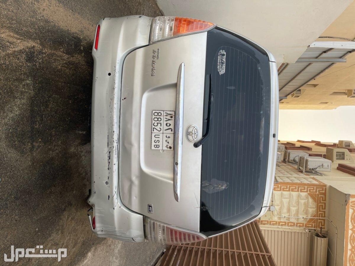 تويوتا انوفا 2011 مستعملة للبيع