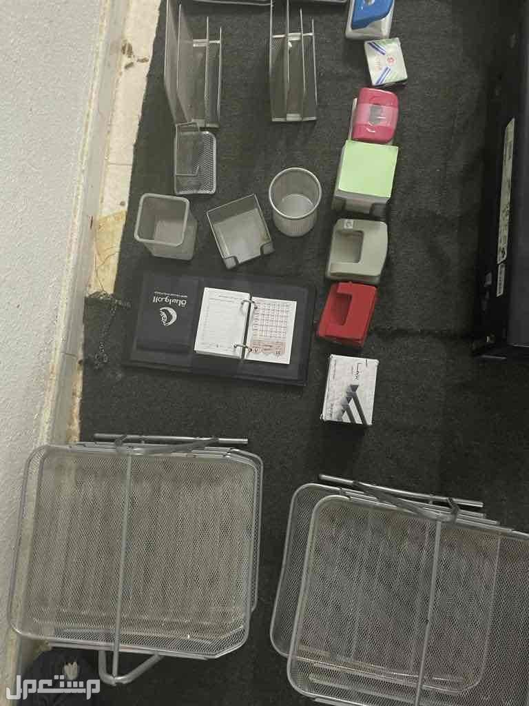 ادوات مكتبه وا 3 طبعته وا 5كيبورد