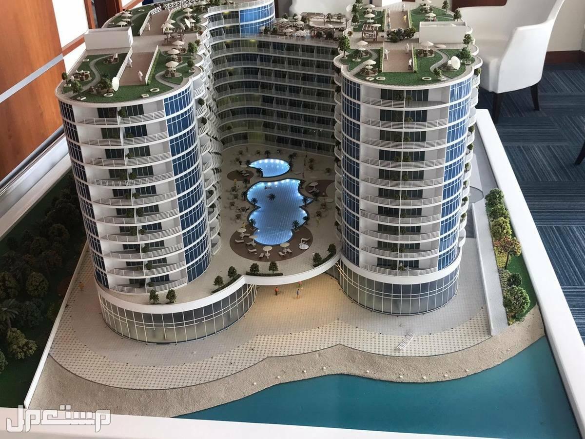 تملك الرفاهية والاستثمار مع منتجع المهرة الفندقي مجسم المشروع 2
