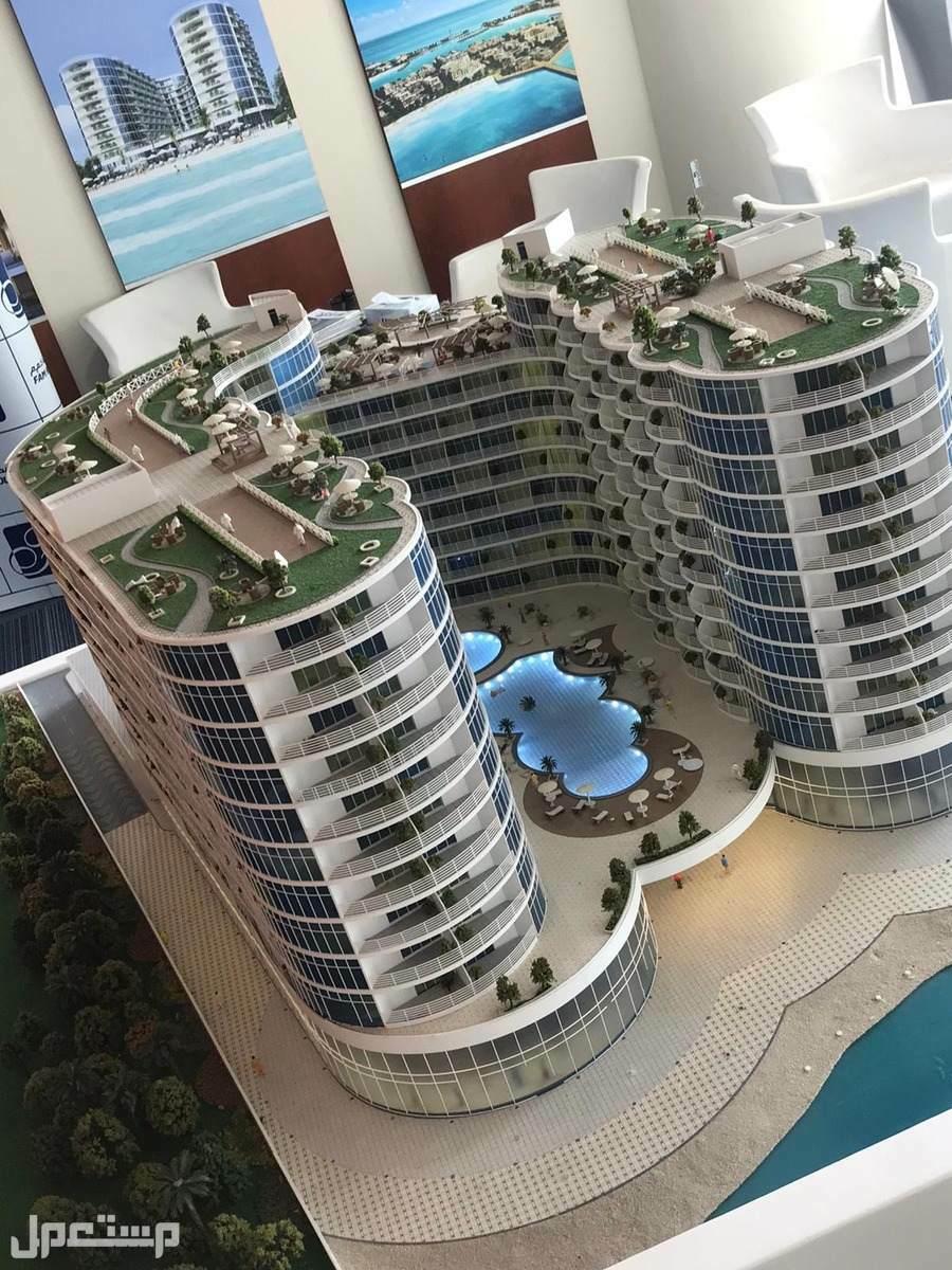 تملك الرفاهية والاستثمار مع منتجع المهرة الفندقي مجسم المشروع 4