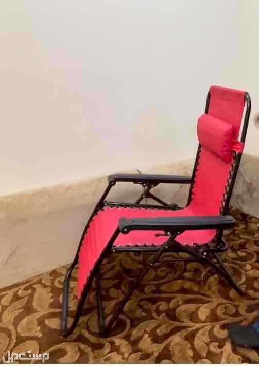 (كرسي او كراسي رحلات سهلة الحمل للبيع)