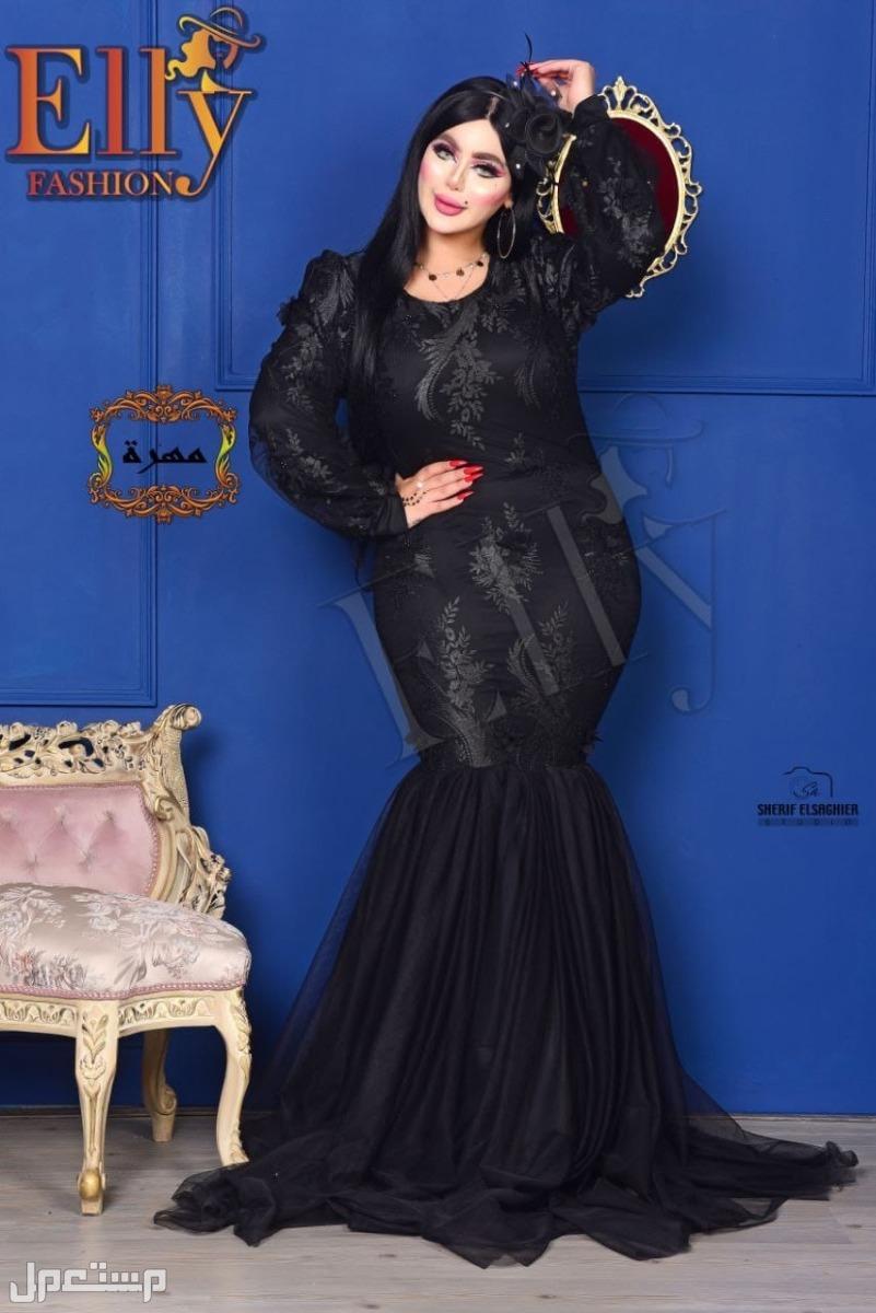 موديل مهرة فستان سواري