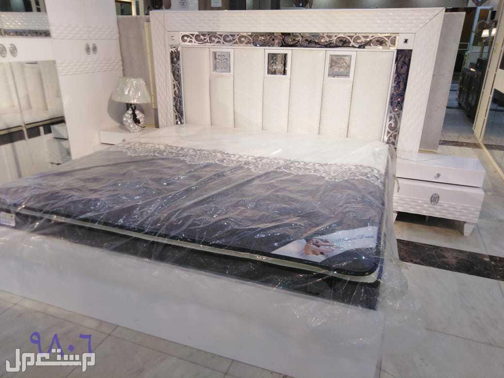 غرف نوم فخمة مع التؤكيب
