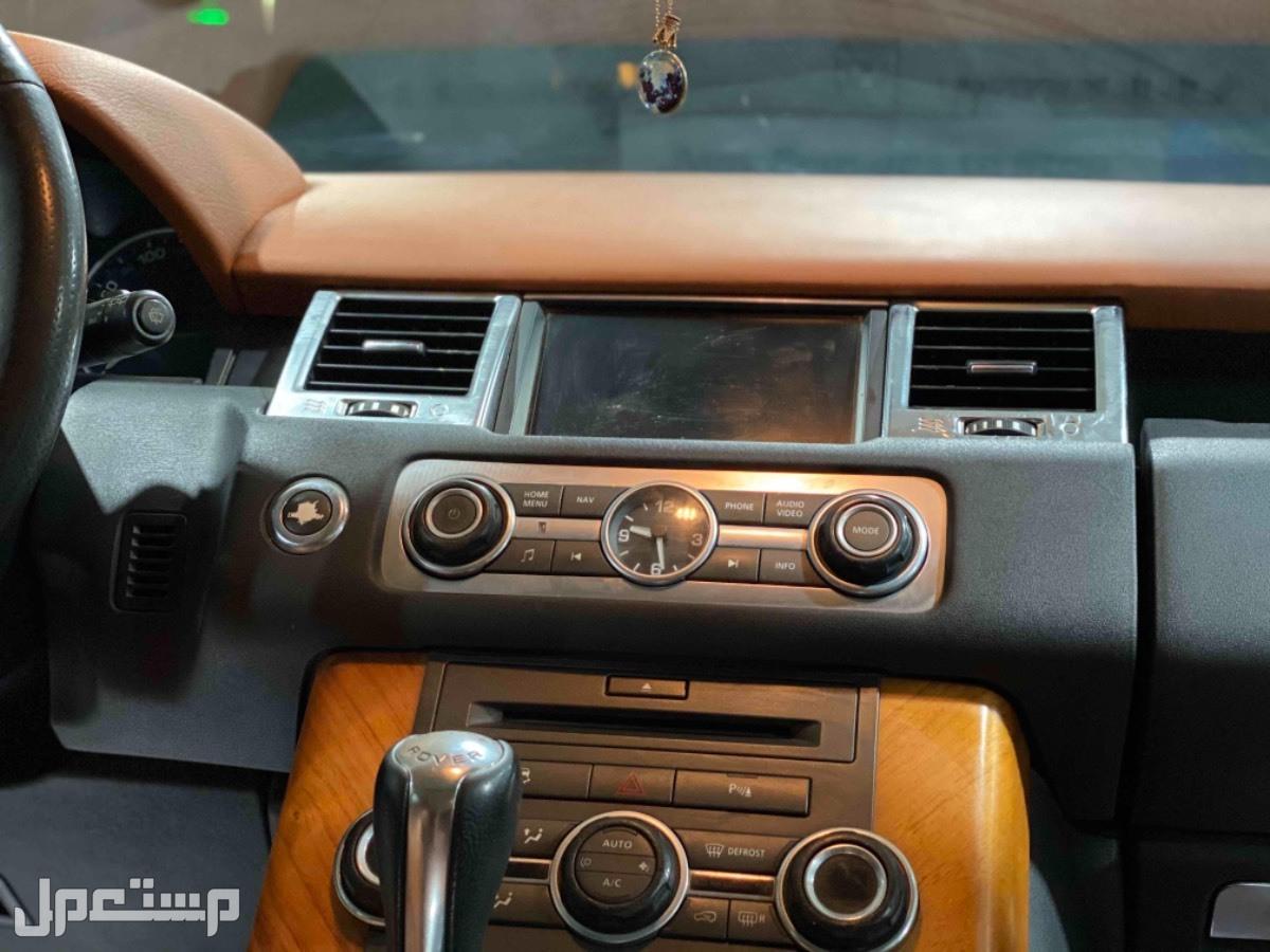 لاند روفر رنج روفر سبورت 2010 مستعملة للبيع