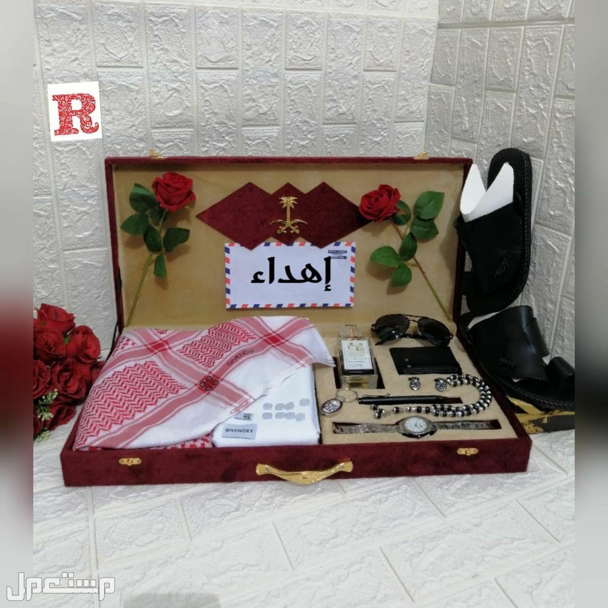 افخر الهدايا الرجاليه الملكيه بكسات اقمشه ماركات مختلفه اختيار حسب الطلب