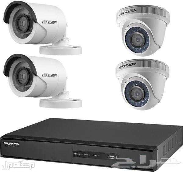 عروض ضخمة على كاميرات المراقبة