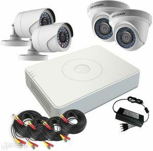 كاميرات مراقبة – Hikvision  عن طريق الجوال كاميرات مراقبة – Hikvision  للطلب :    0552226075
