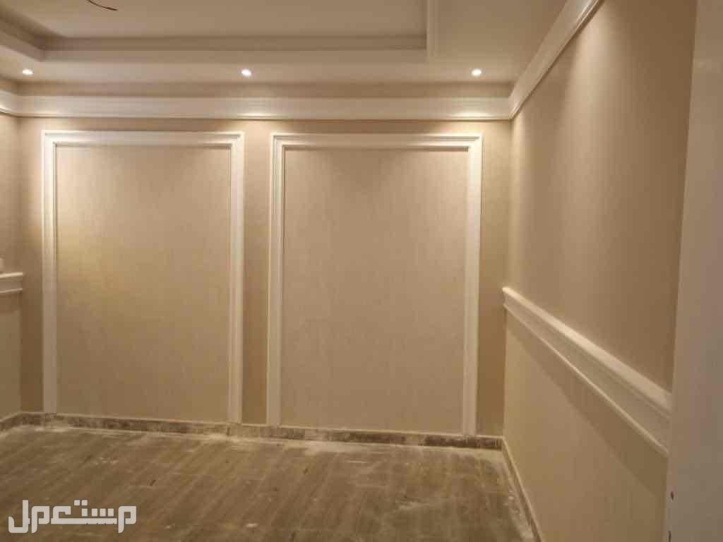 شقة فاخرة خمس غرف بمدخلين امامية