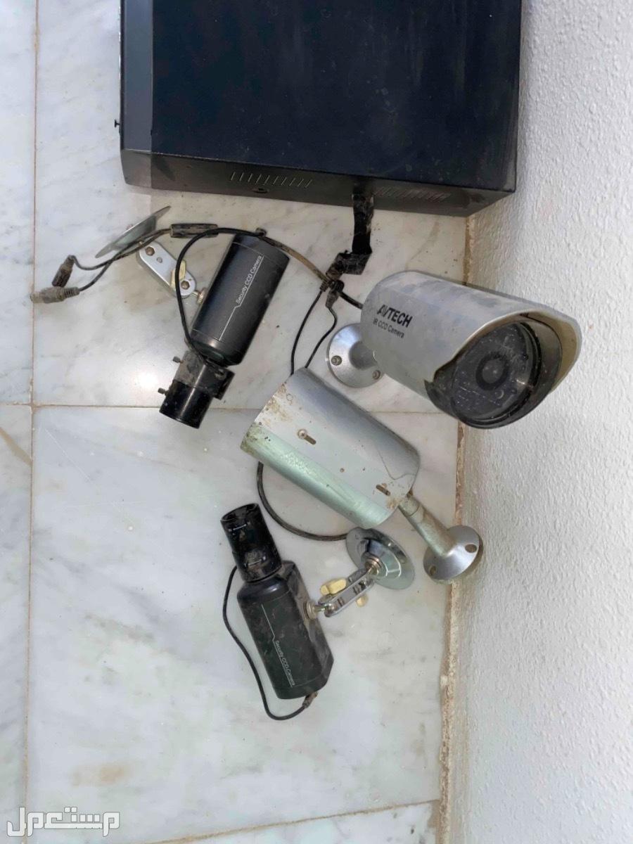 للبيع كاميرات مراقبة مستعملة