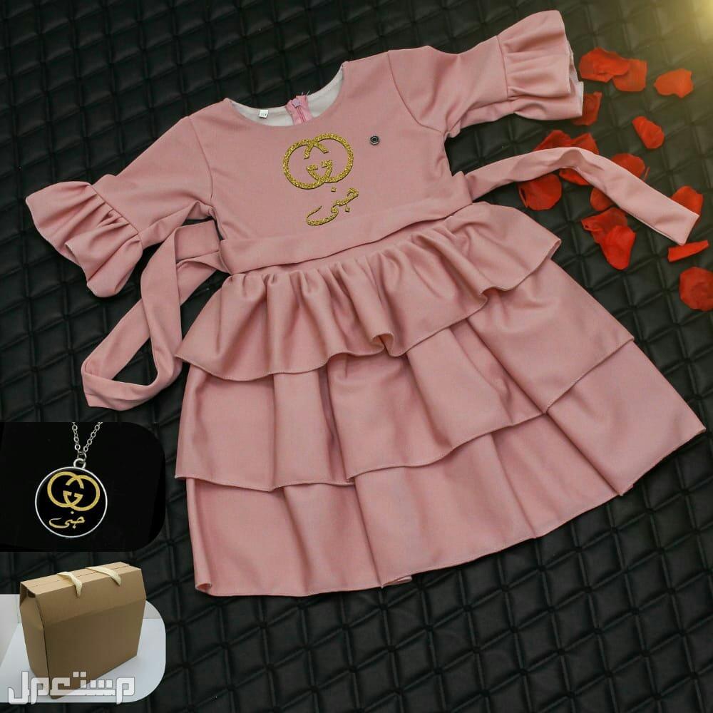 فستان بناتيه روعه تصاميم