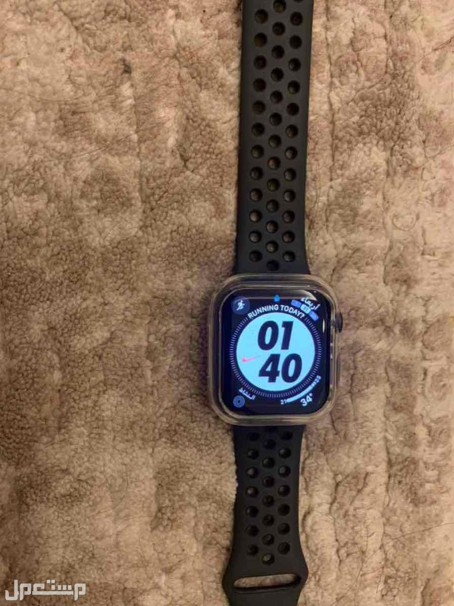 ساعة ابل نايك الاصدار 6 خت الجديدة