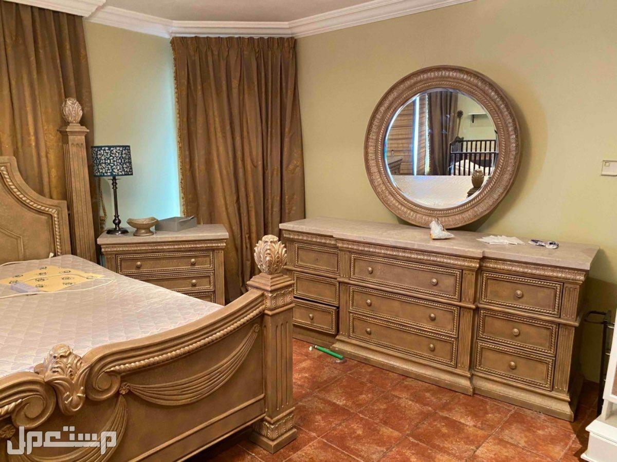 غرفه نوم نفرين حجم ملكي