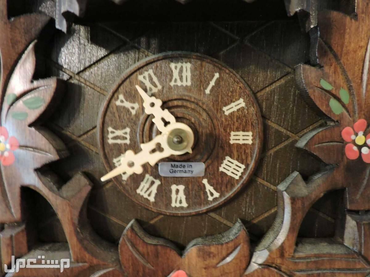 ساعة حائط (جدار)كوكو صناعة ألماني تراثية رائعة