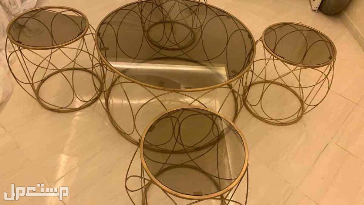 مجموعه طاولات.