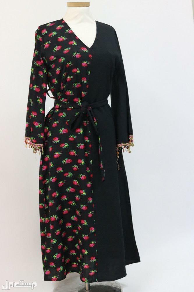 فستان نسائي قريقان مع امكانية اضافة اسم تطريز