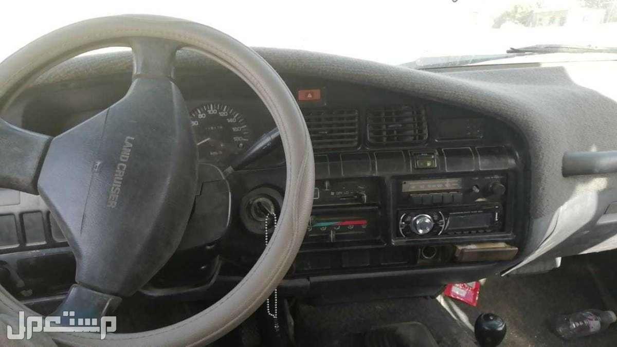 تويوتا لاندكروزر 1991 مستعملة للبيع