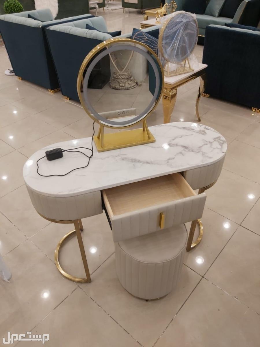 تسريحة + كرسي موديلات جديده مميزه