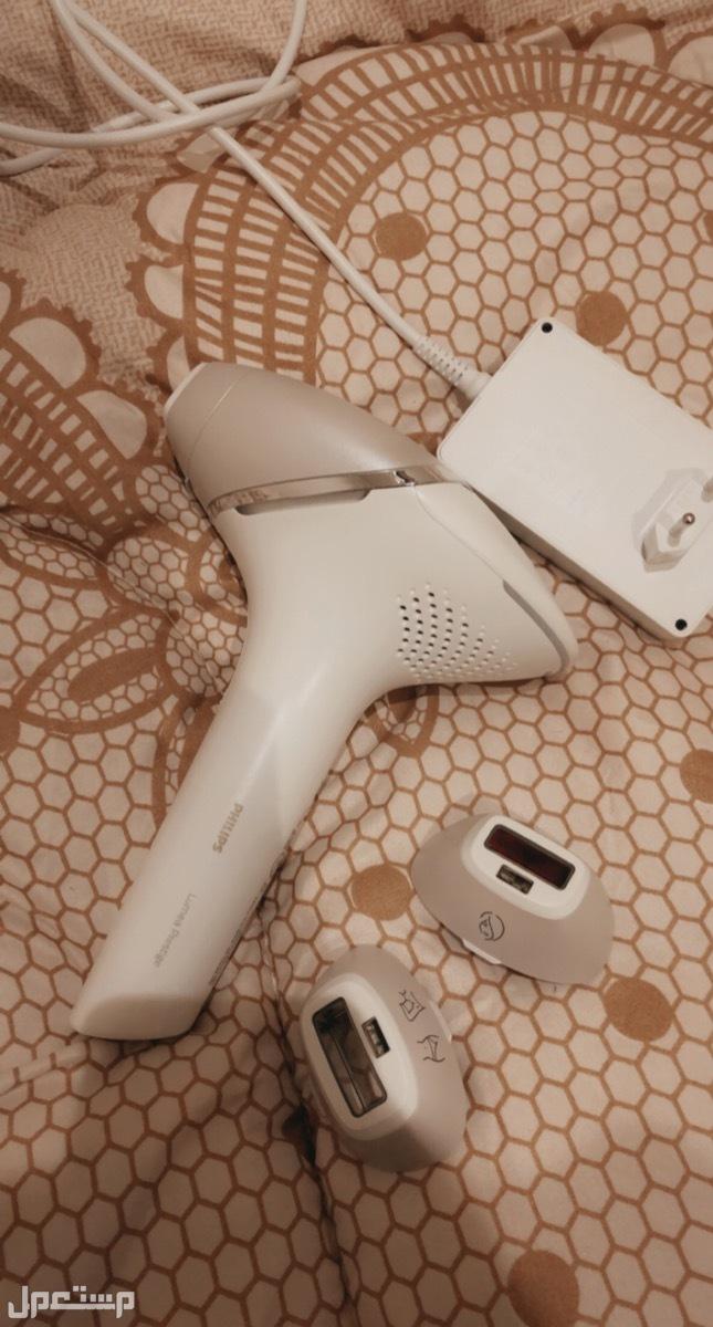 جهاز ليزر لإزالة الشعر