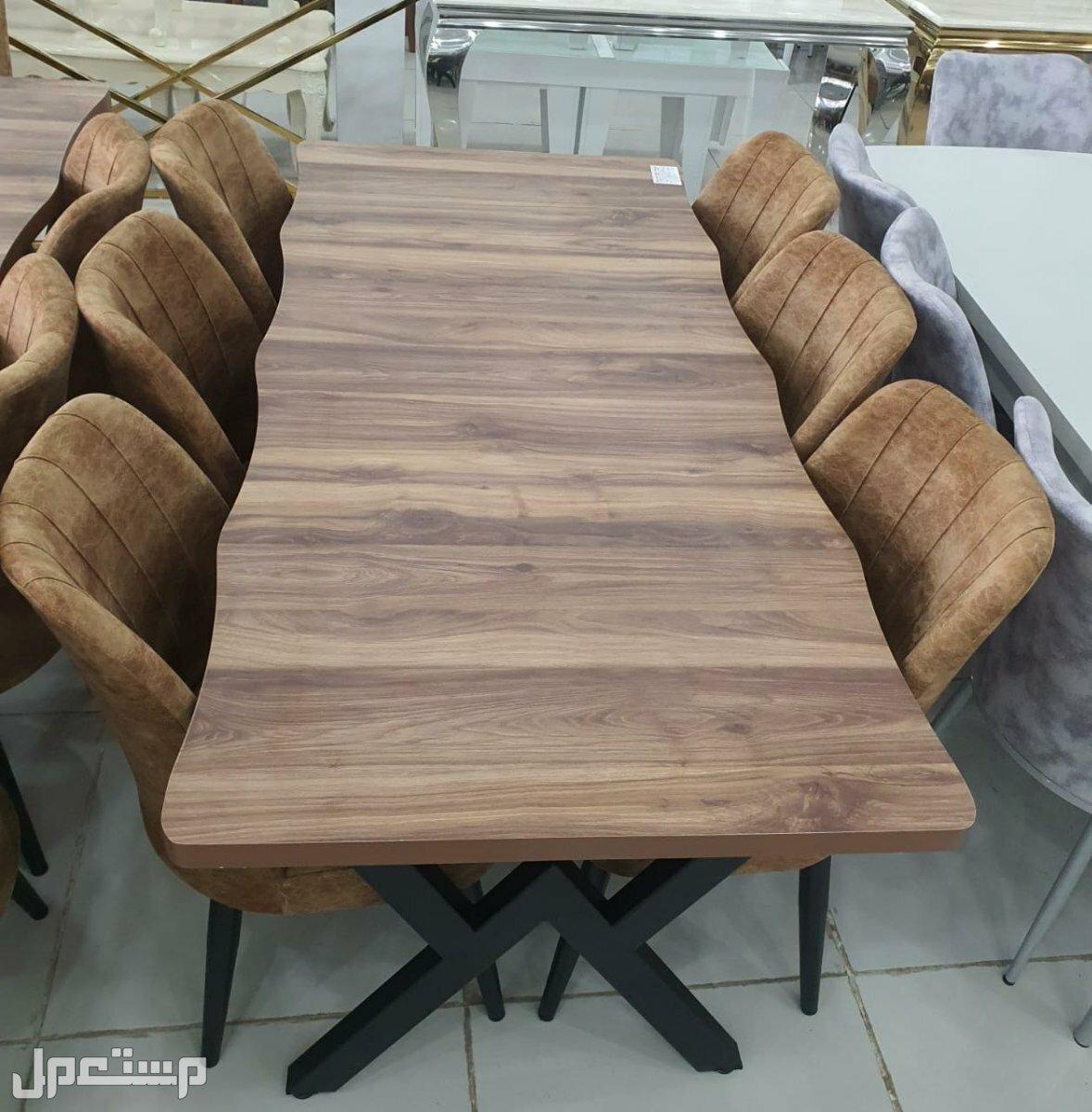 طاولات طعام خشب