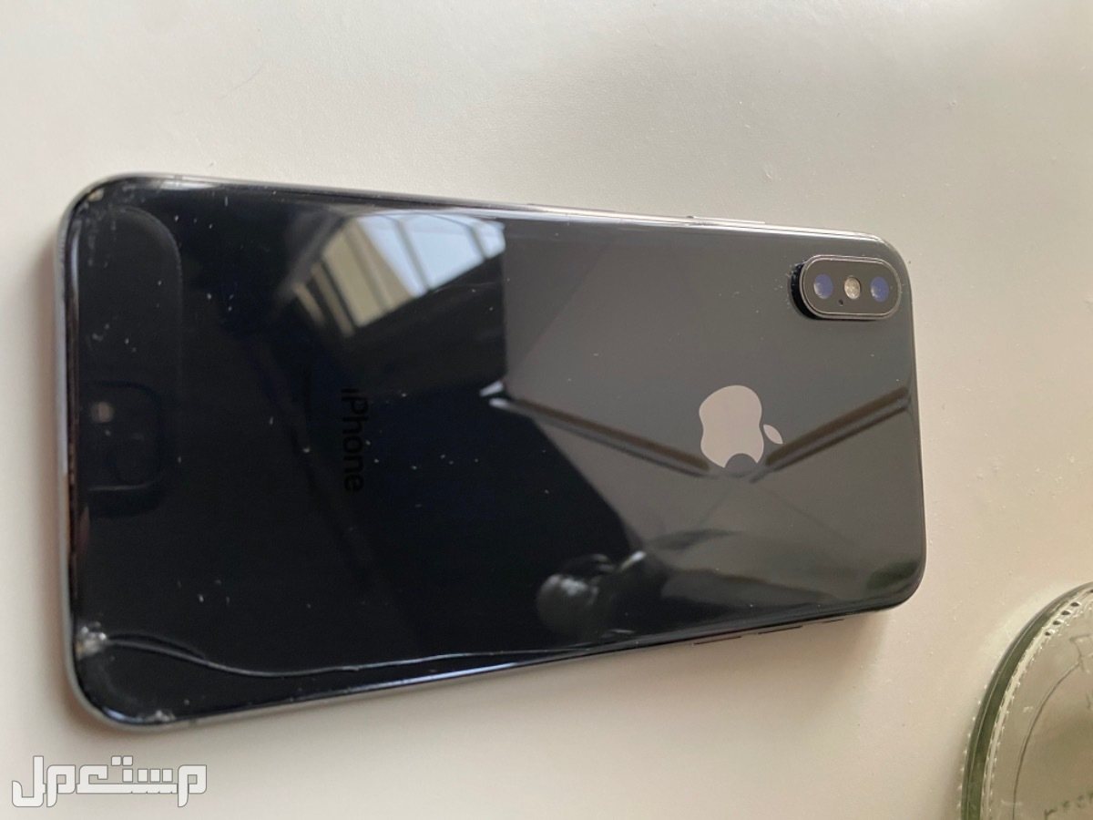 IPhone X 256GB للبيع