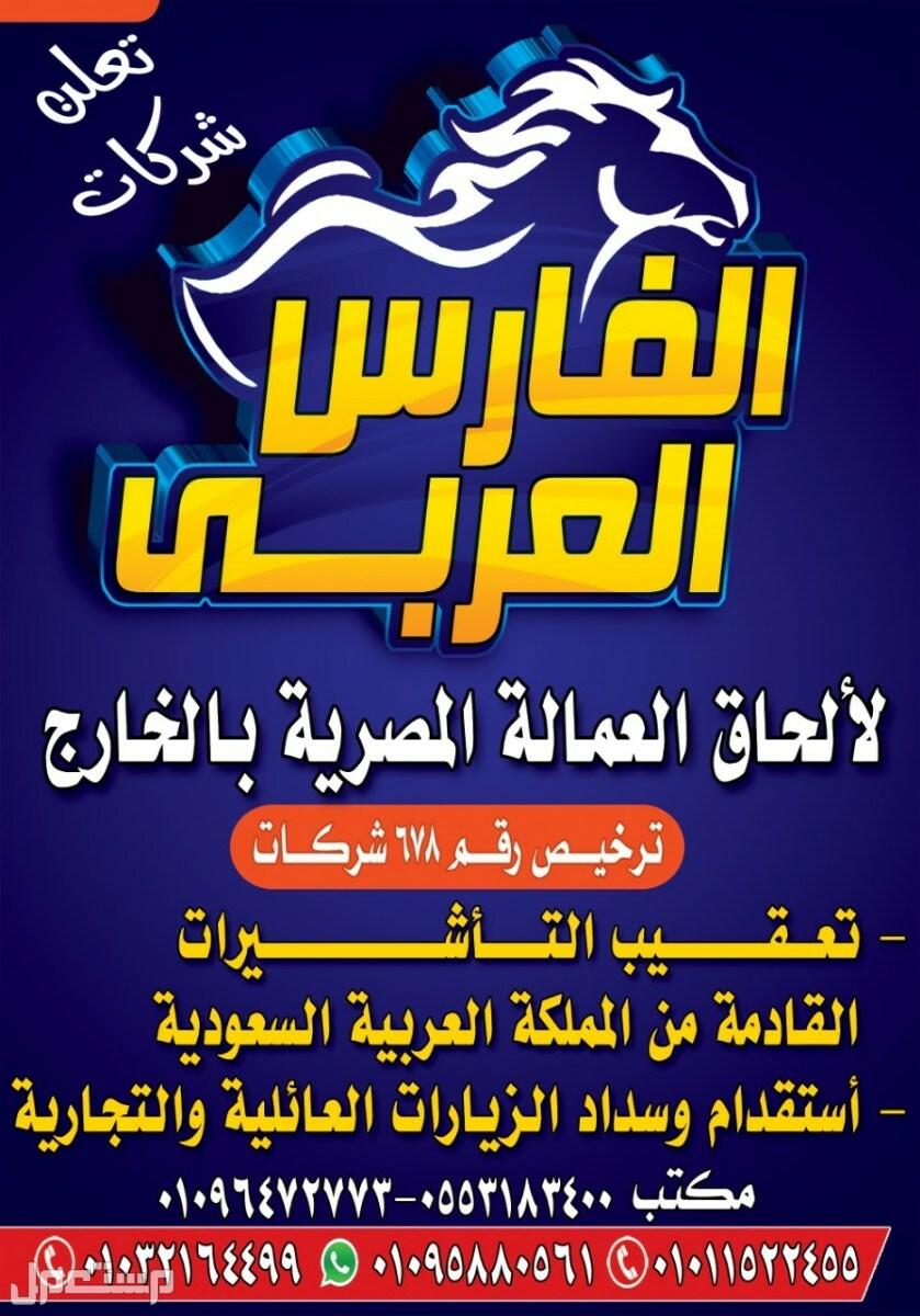شركة الفارس العربى